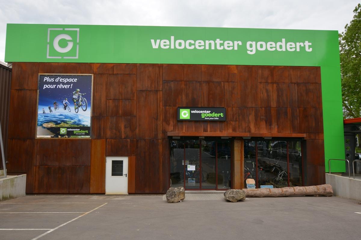 Velocenter Goedert Luxembourg Hollerich